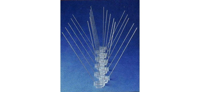 Seagull Bird Spikes / Anti Roosting & Perching Spikes