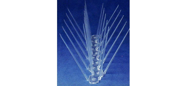 Bird Deterrent Spikes - Anti Roosting & Perching Spikes